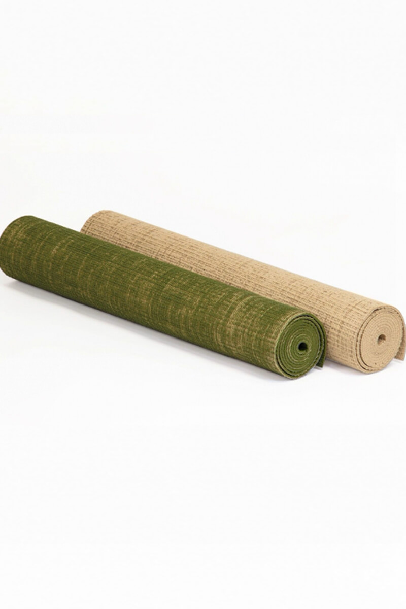 Натуральные - Йога мат JUTE Pro - 1