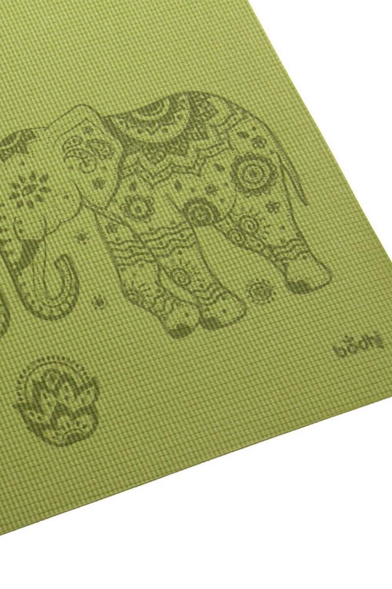 Дизайнерские - Йога мат LEELA ELEPHANT - 6
