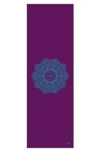 Дизайнерские - Йога мат LEELA Mandala - 2