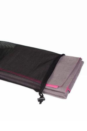 Йога коврик-полотенце YATRA