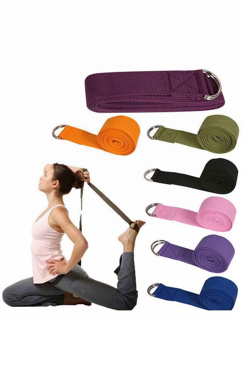 Текстиль, ремни, резинки - Ремень для йоги Classic - 2