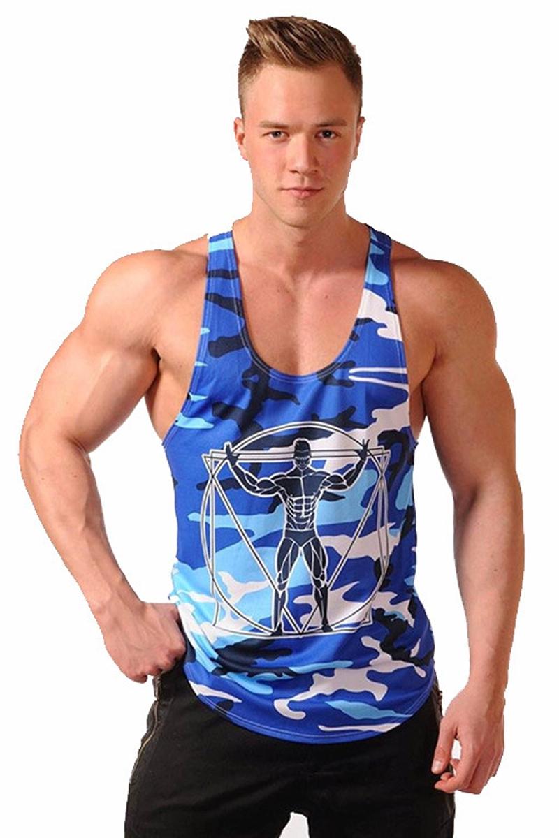 Майки, футболки Мужские - Майка Gym Sky ARMA - 3