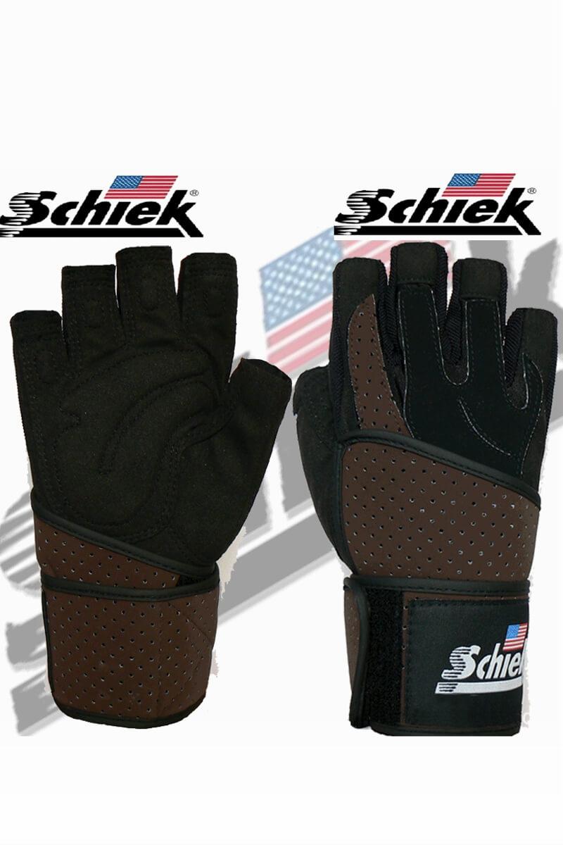 Фитнес Аксессуары - Перчатки для фитнеса SCHIEK Power - 1