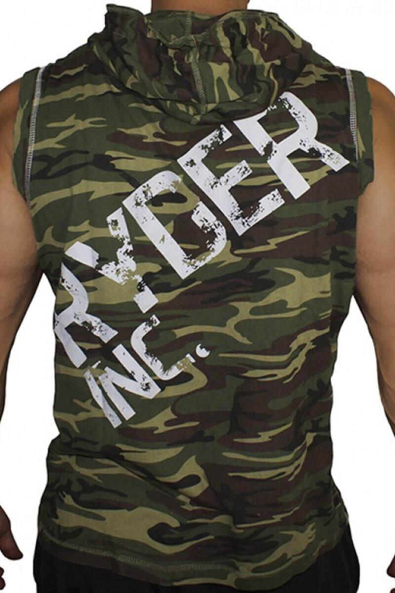 Майки, футболки Мужские - Худи RYDER ArmaGreen - 2