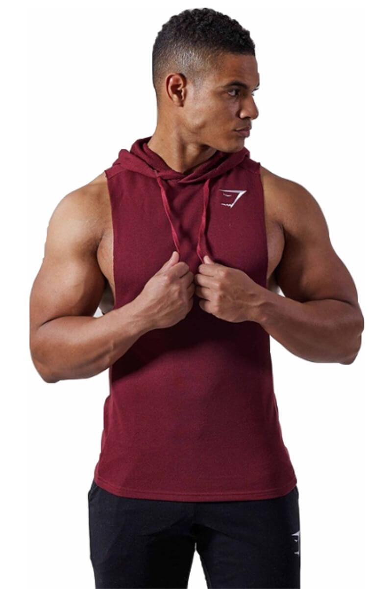 Майки, футболки Мужские - Худи Gym Shark Blood - 1