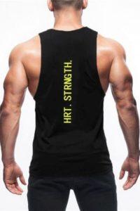 Майки, футболки Мужские - Майка G.A. Strngth D - 1