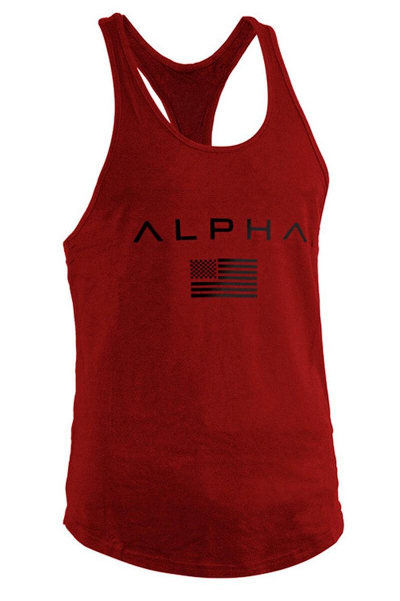 Майки, футболки Мужские - Майка Alpha Blood - 1