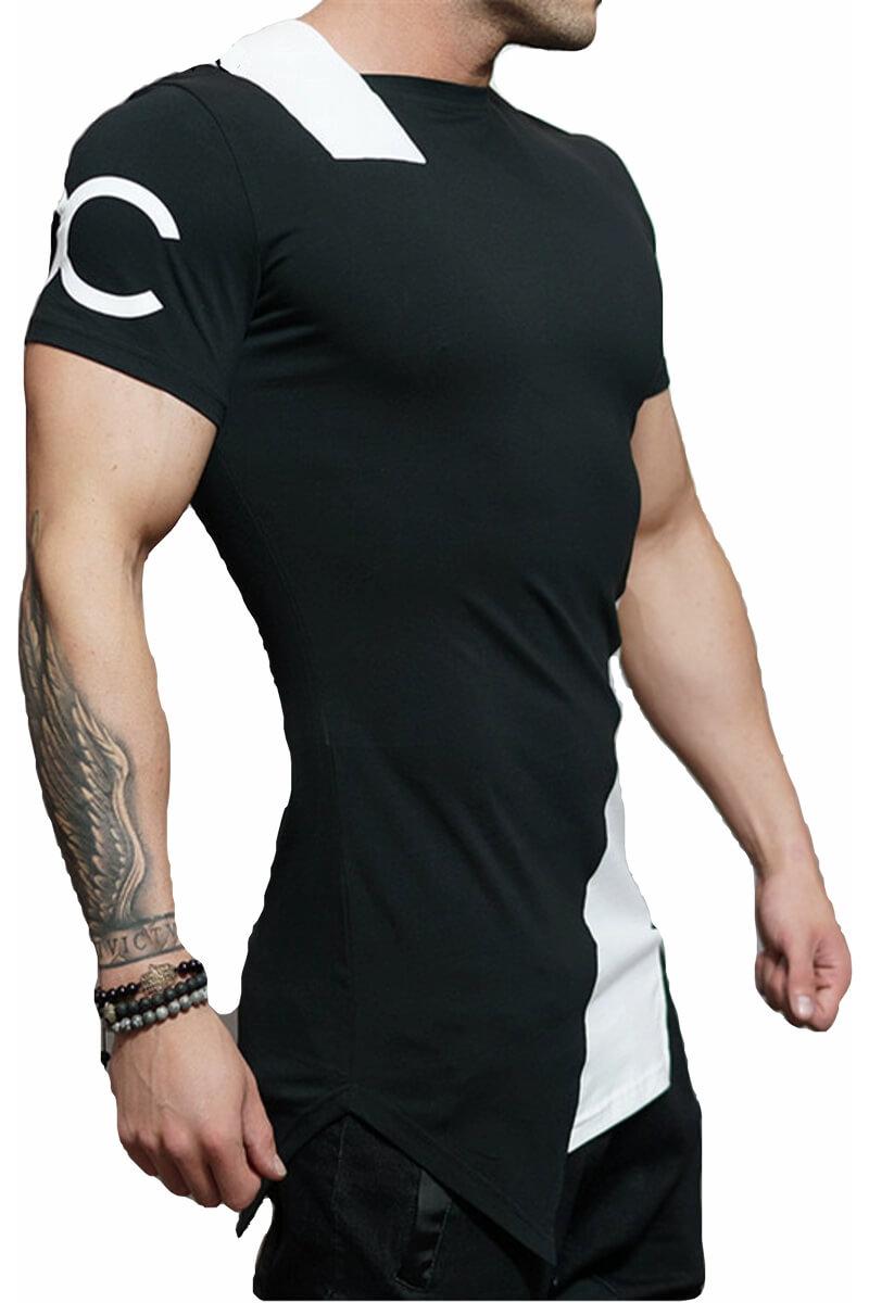 Майки, футболки Мужские - Футболка BE Outshoot Dark - 3