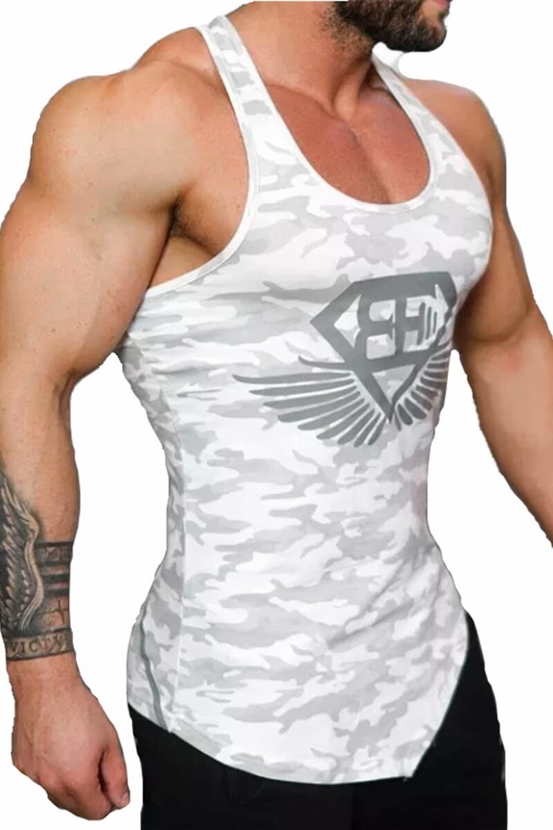 Майки, футболки Мужские - Майка BE XA1 ARMA W - 3