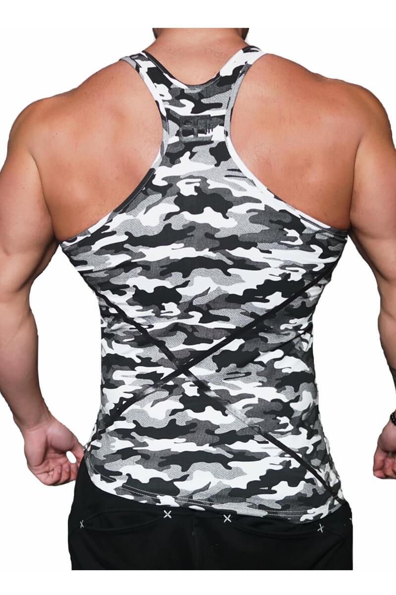 Майки, футболки Мужские - Майка BE XA1 ARMA D - 2