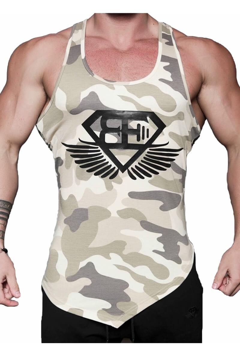 Майки, футболки Мужские - Майка BE XA1 ARMA G - 1