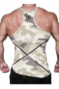 Майки, футболки Мужские - Майка BE XA1 ARMA G - 2