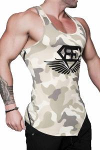 Майки, футболки Мужские - Майка BE XA1 ARMA G - 3