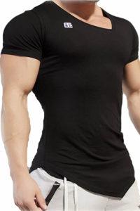 Майки, футболки Мужские - Футболка BE Dark Asymmetric - 3
