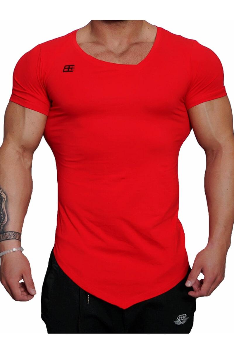 Майки, футболки Мужские - Футболка BE Blood Asymmetric - 1