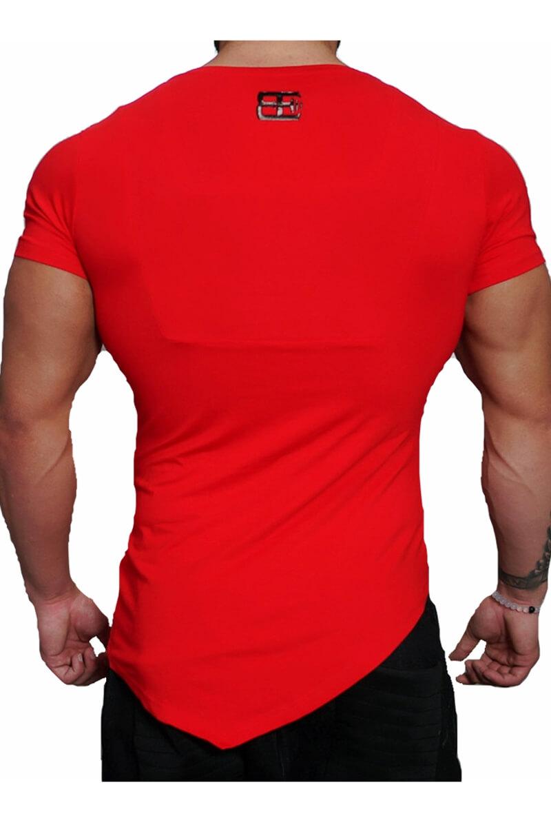 Майки, футболки Мужские - Футболка BE Blood Asymmetric - 2