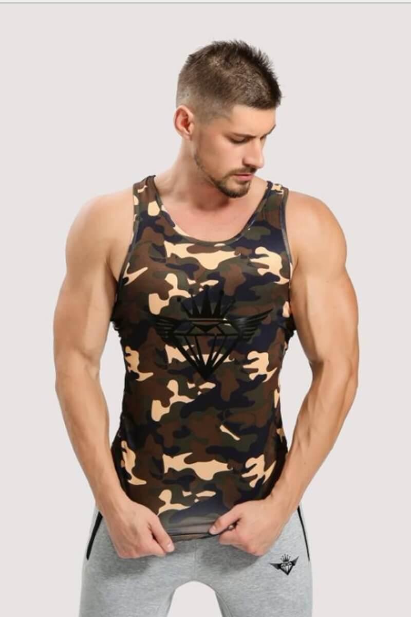Майки, футболки Мужские - Майка KL Body Gray - 3