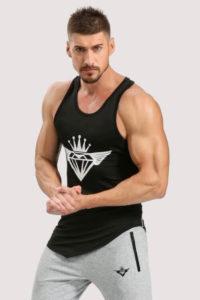 Майки, футболки Мужские - Майка KL Body Dark - 3