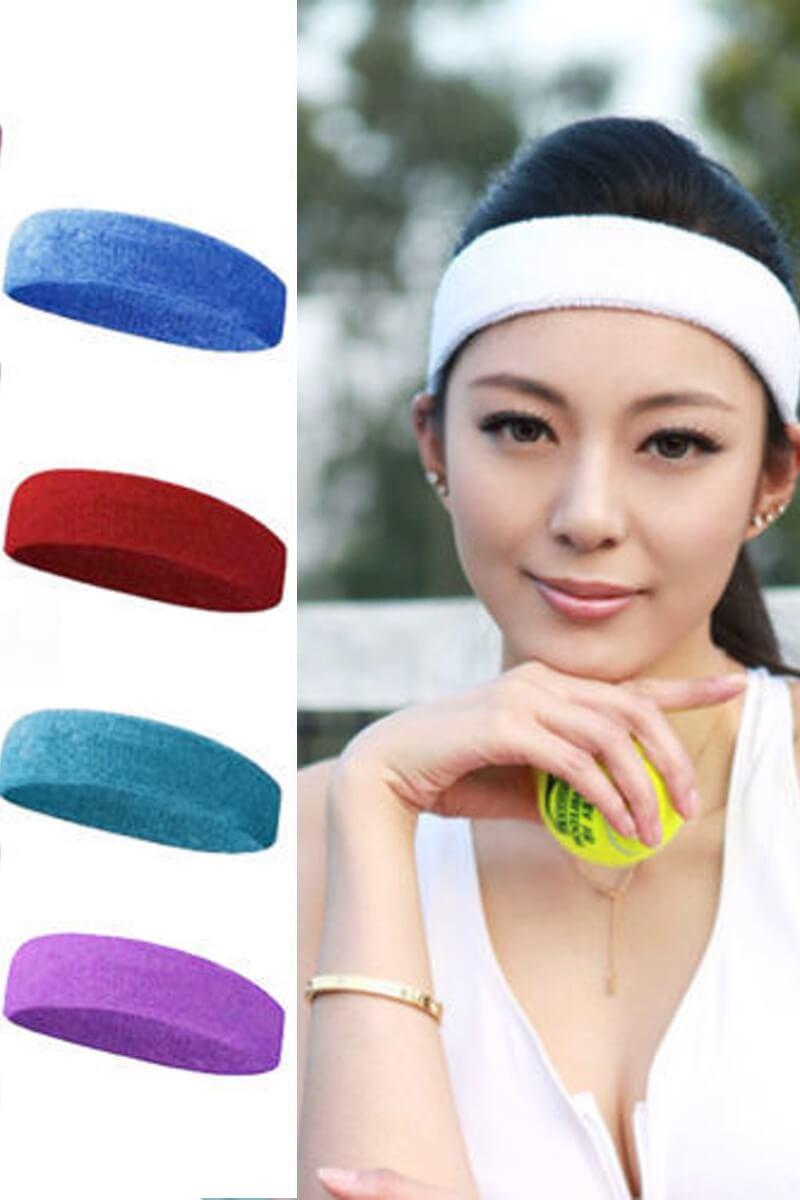 Текстиль, ремни - Йога повязка для волос - 1