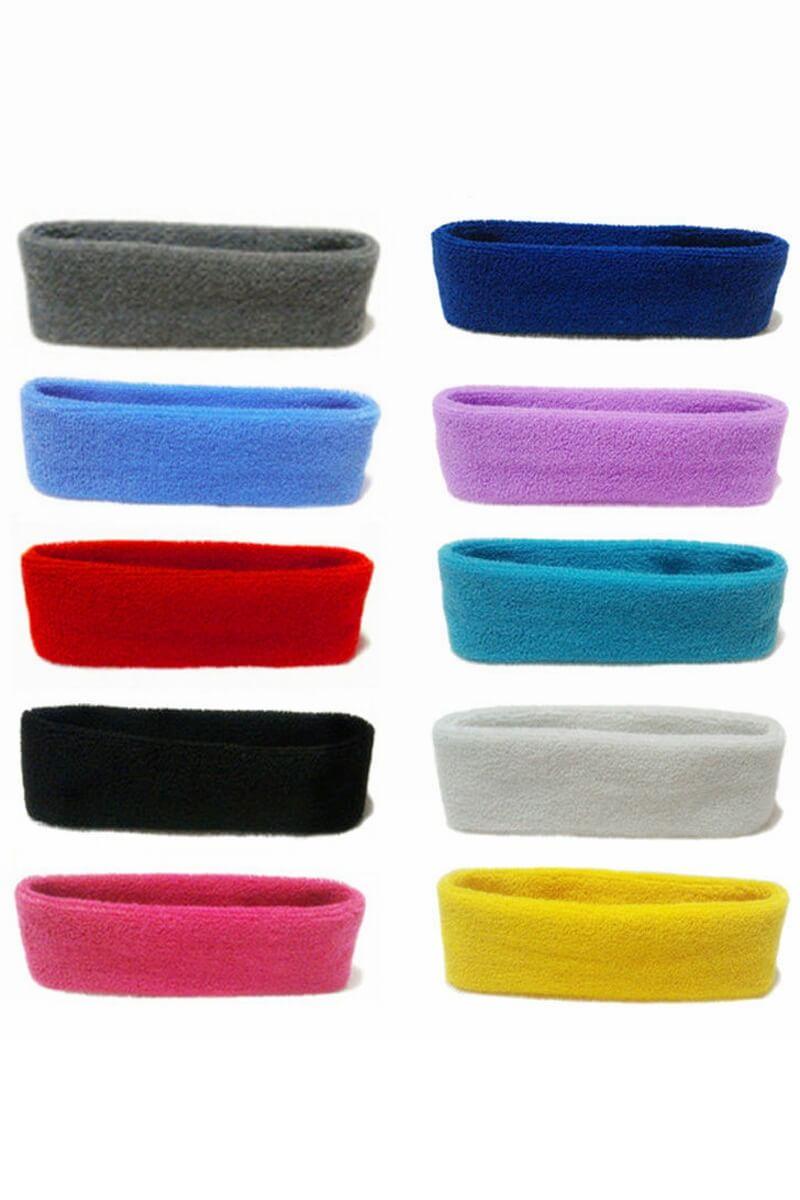 Текстиль, ремни - Йога повязка для волос - 2