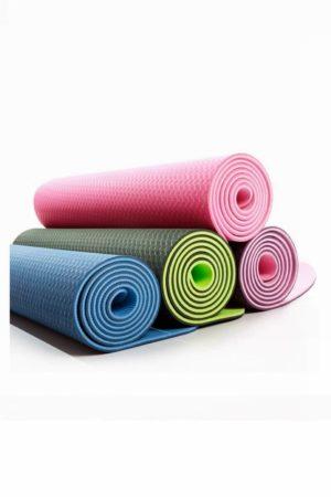 Коврик для фитнеса и йоги Weibo Sport