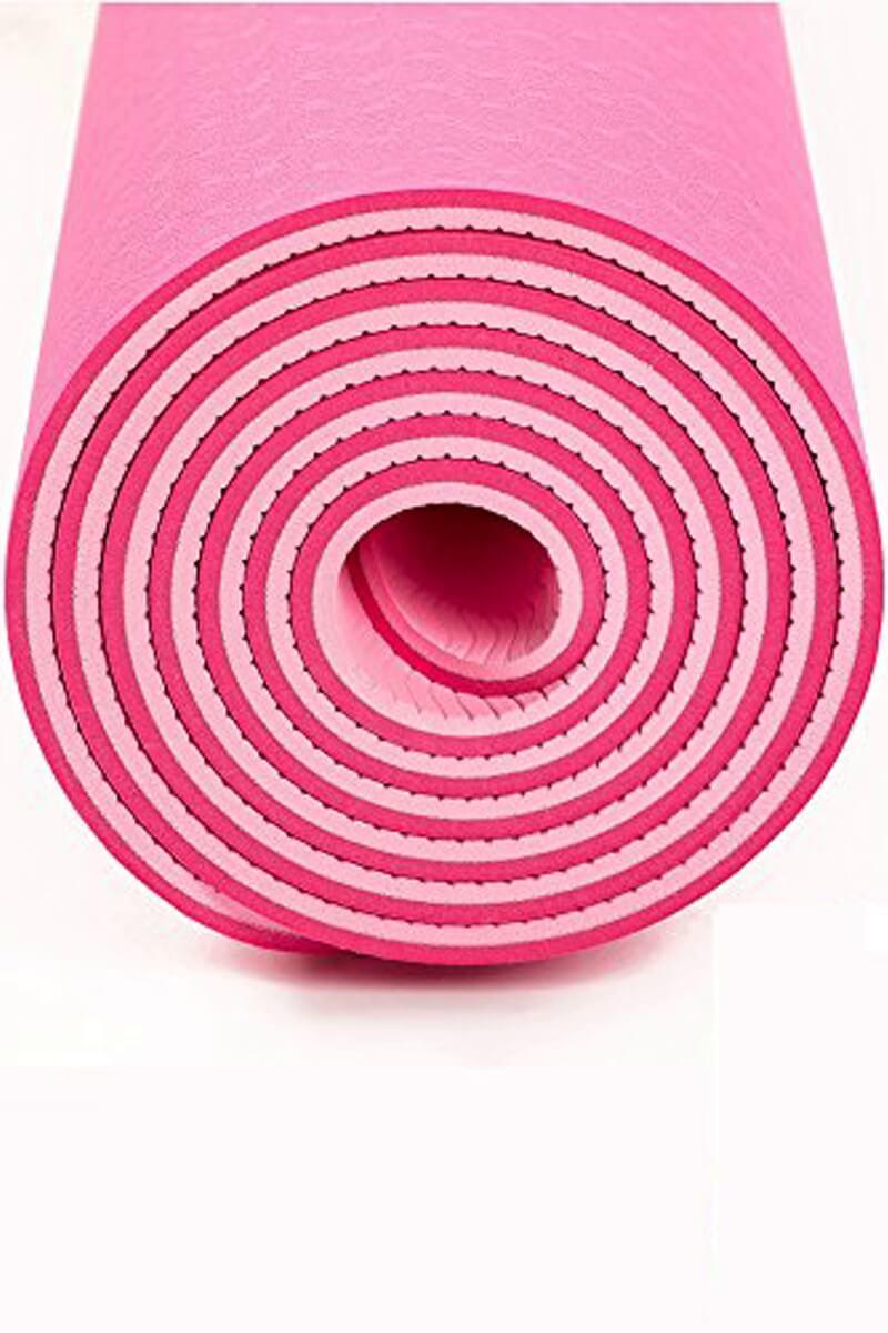 Универсальные - Коврик для фитнеса и йоги Weibo Sport - 3