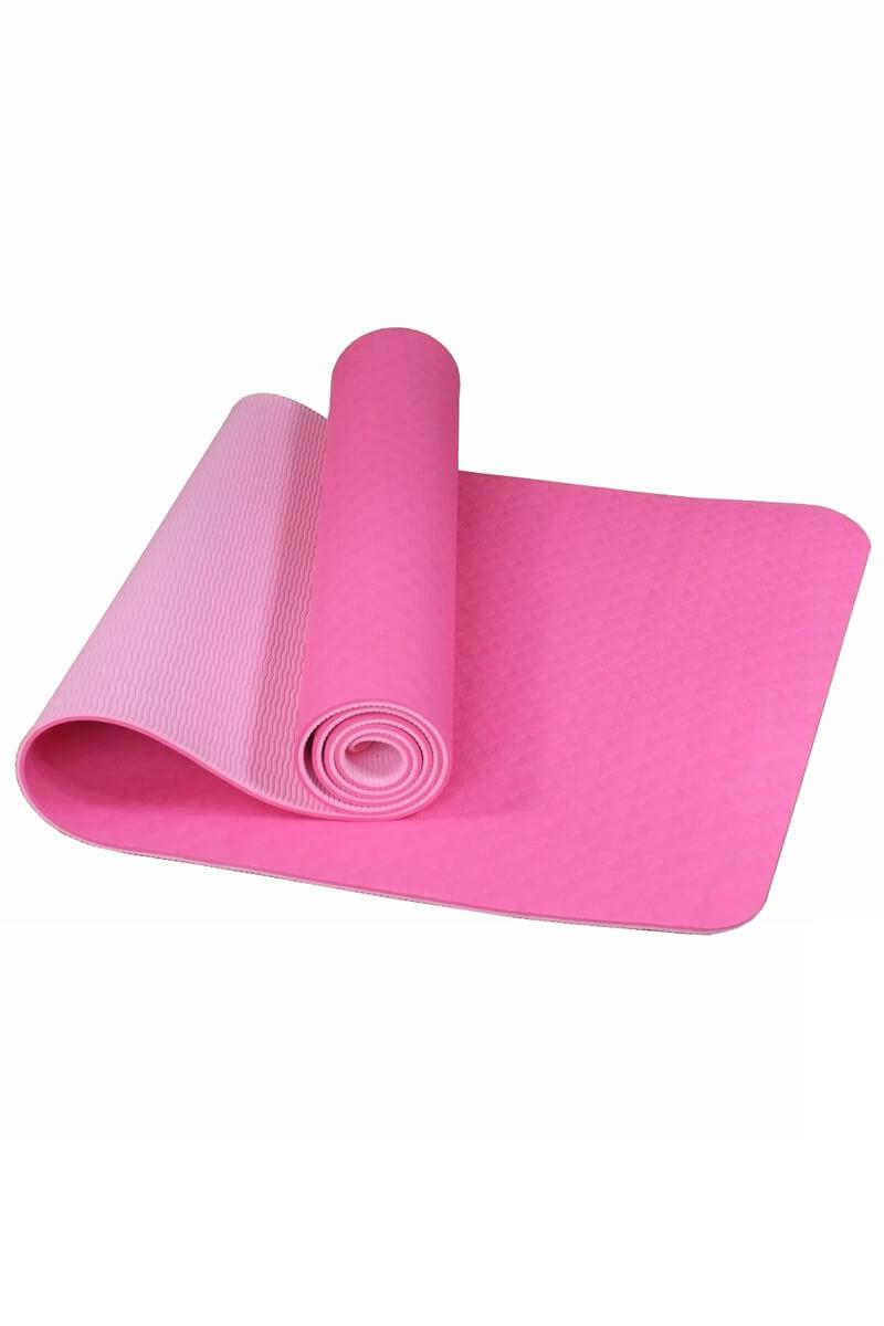 Универсальные - Коврик для фитнеса и йоги Weibo Sport - 4