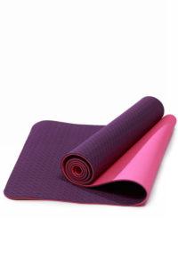 Универсальные - Коврик для фитнеса и йоги Weibo Sport - 6