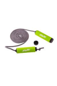 Петли TRX, скакалки - Скакалка SF-Еextile Lime 3м - 2