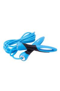 Петли TRX, скакалки - Скакалка SF-PVC Comfort 3,05 м - 1