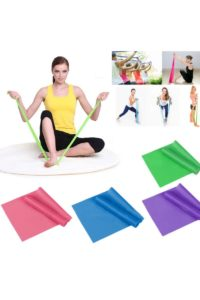 Текстиль, ремни, резинки - Эластичная лента для йоги - 1