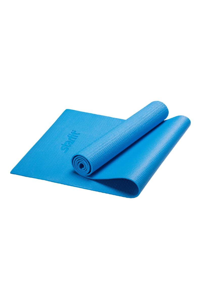 Универсальные - Йога мат StarFit PVC 6 mm - 2