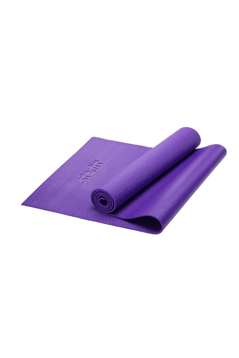 Универсальные - Йога мат StarFit PVC 6 mm - 4